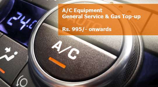 Car AC service in OMR