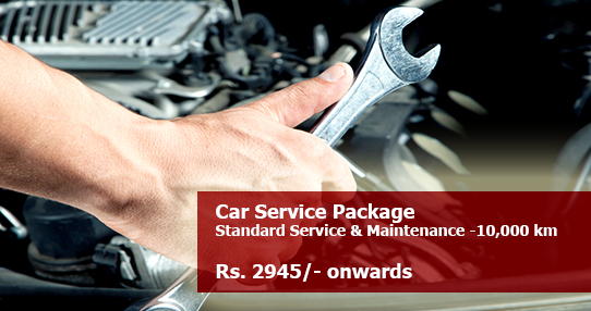 Standard Car Service and Maintenance in OMR